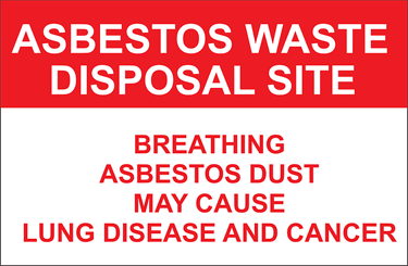 Asbesti voi olla hyvin vaarallista