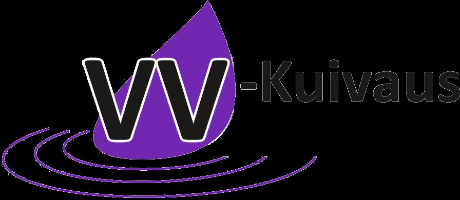 VV-Kuivaus Vaasa Oy logo